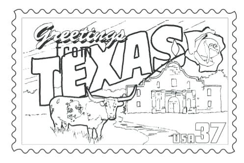 497x332 Texas State Flag Coloring Page Free Pleas Pages On Texas