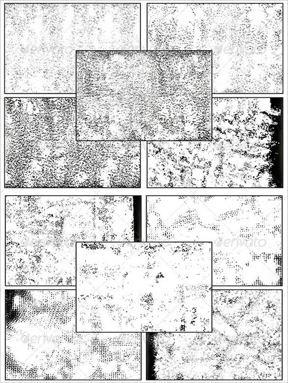 585x779 Distressed Textures