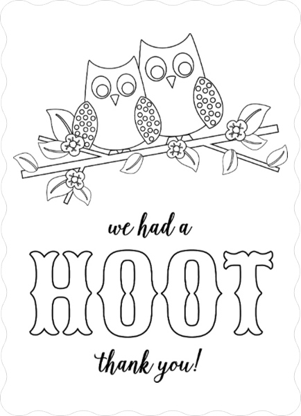 434x600 Thank You Card Sayings, Messages, Samples, Examples,