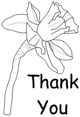 Thank You Card Drawing At Getdrawings Com Free For Personal Use
