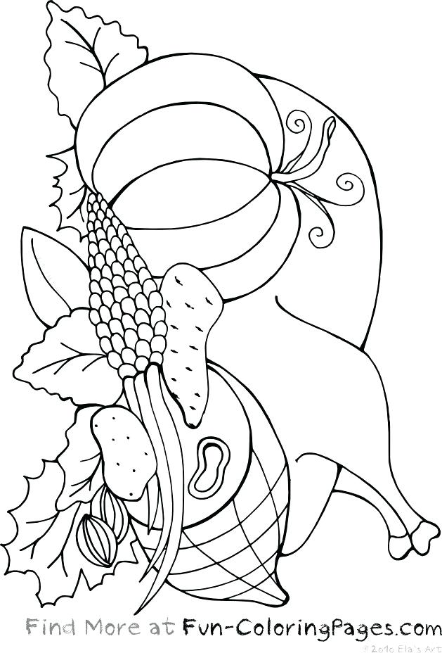 629x928 Thanksgiving Dinner Coloring Pages Thanksgiving Dinner Drawing