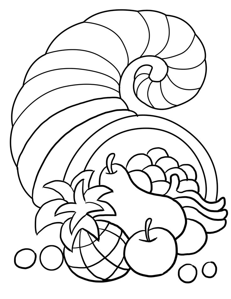 Thanksgiving Drawing Activities at GetDrawingscom Free for