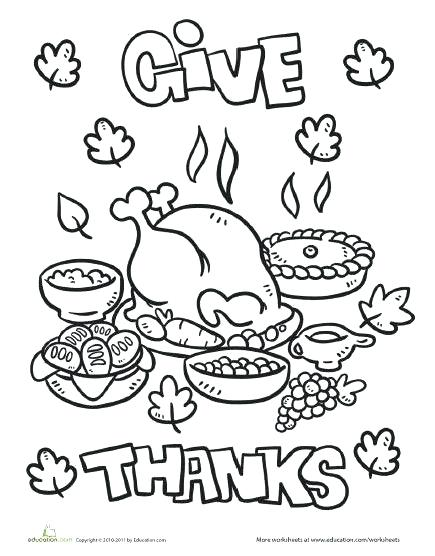 435x556 Thanksgiving Family Dinner Coloring Pages Page Collage Activities