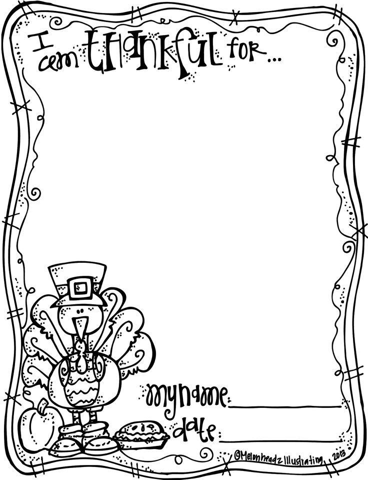 736x959 I Am Thankful For My Home Coloring Page Thanksgiving