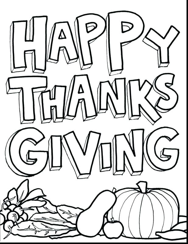 618x799 Free Printable Thanksgiving Coloring Pages For Kids Doodle Art