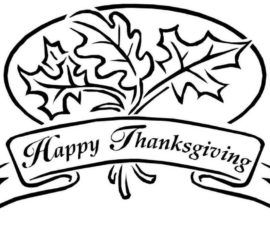 270x225 24 Best Thanksgiving Drawings Images On Silhouette