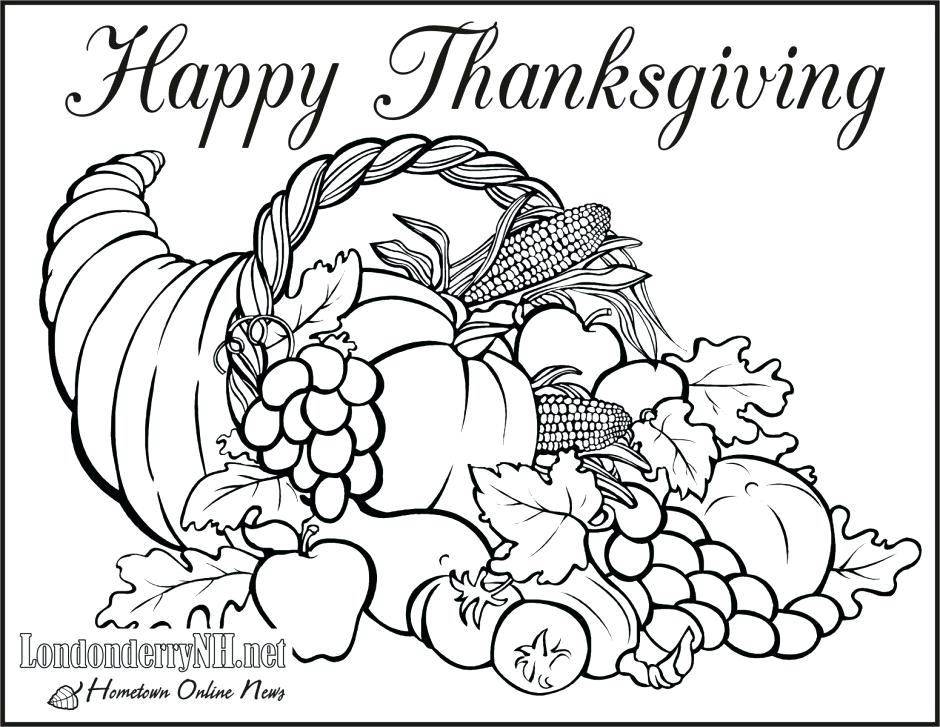 940x727 Thanksgiving Coloring Pages Activities Best Ideas On Drawings
