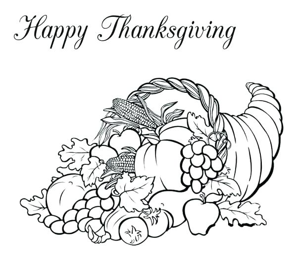 Thanksgiving Feast Drawing At Getdrawings Com Free For Personal