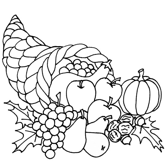 550x550 Lovetheprimlook2 Thanksgiving Feast Coloring Pages