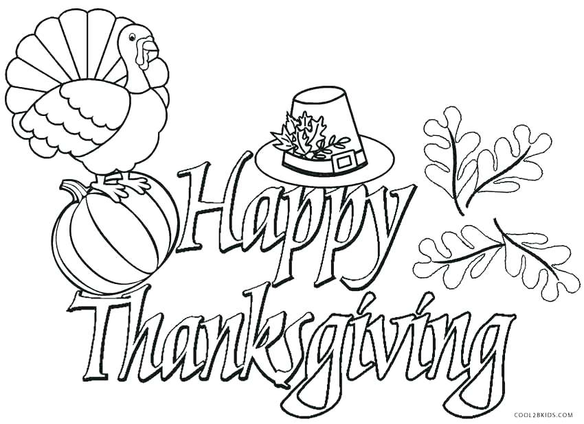 850x618 Coloring Page Thanksgiving Thanksgiving Coloring Pages