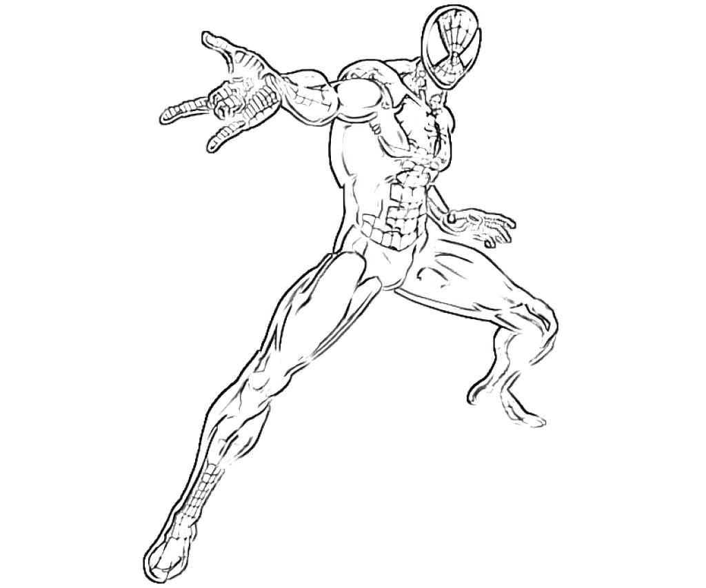 The Amazing Spider Man 2 Drawing at GetDrawings.com   Free for ...