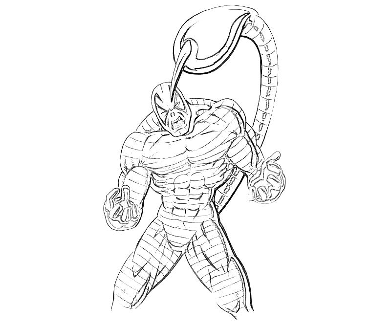 Spec Ops Scorpion Mortal Kombat
