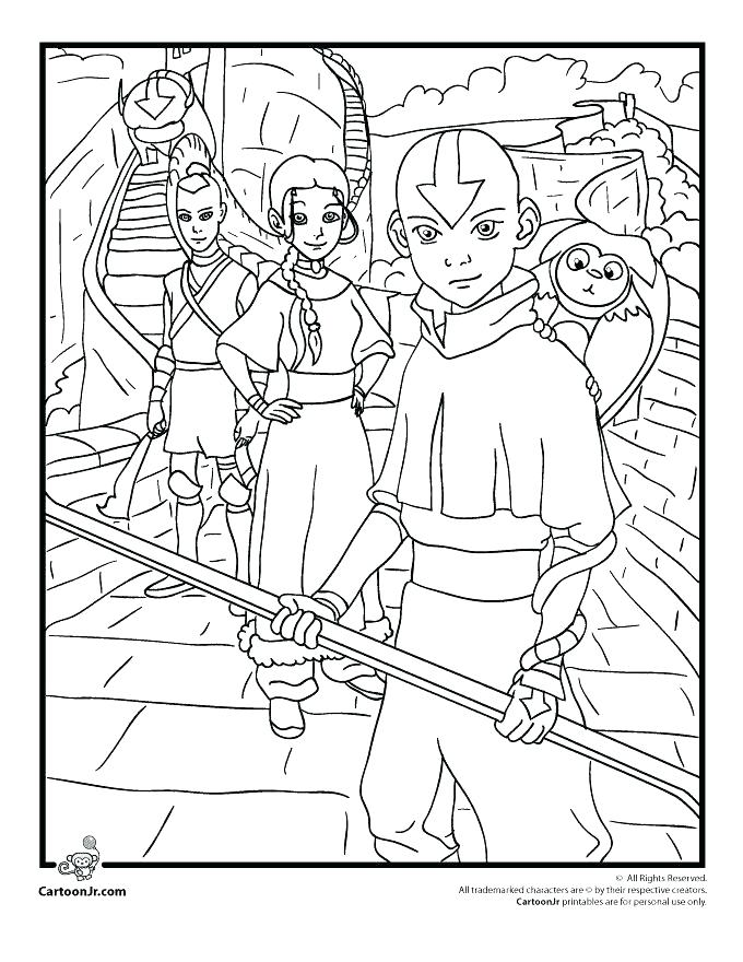680x880 Inspirational Avatar Coloring Pages Free Download China Page