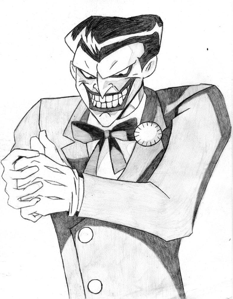 788x1013 The Joker By Jack Kasshu