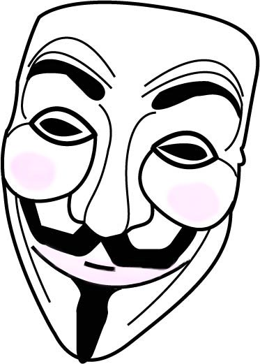 373x521 Guy Fawkes Mask By Ketariniii