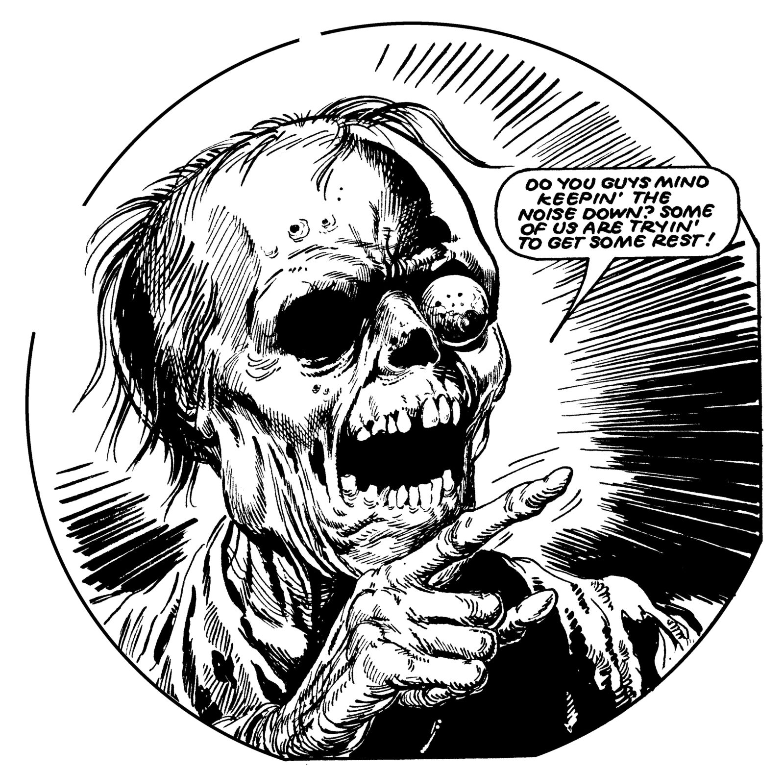1600x1575 Scream! In The Spotlight A Wonderfully Ghastly New Comic Archive