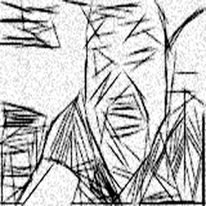 300x300 Anonymous Scream Drawing By Jonathan Harnisch