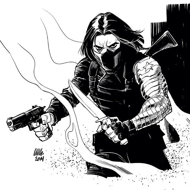 640x640 Pin By Arctic Sky On Marvel 2 Winter Soldier And Marvel
