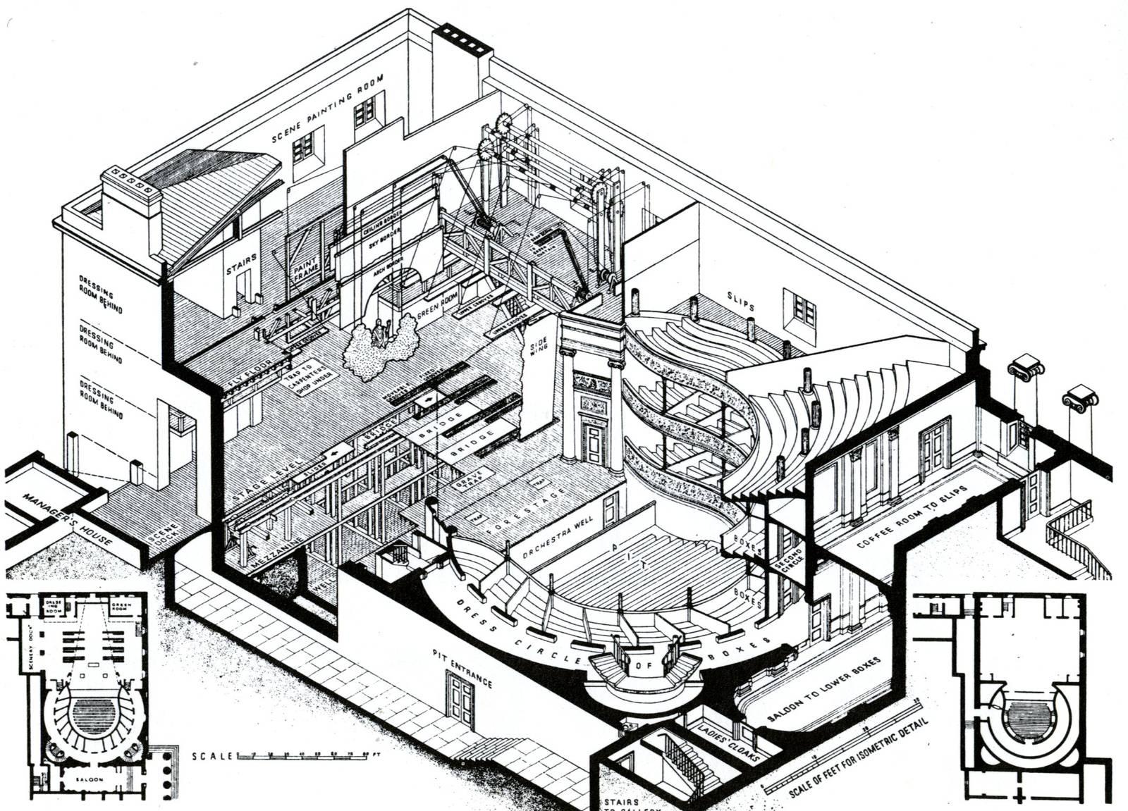 1600x1151 Theatre Database Theatre Architecture
