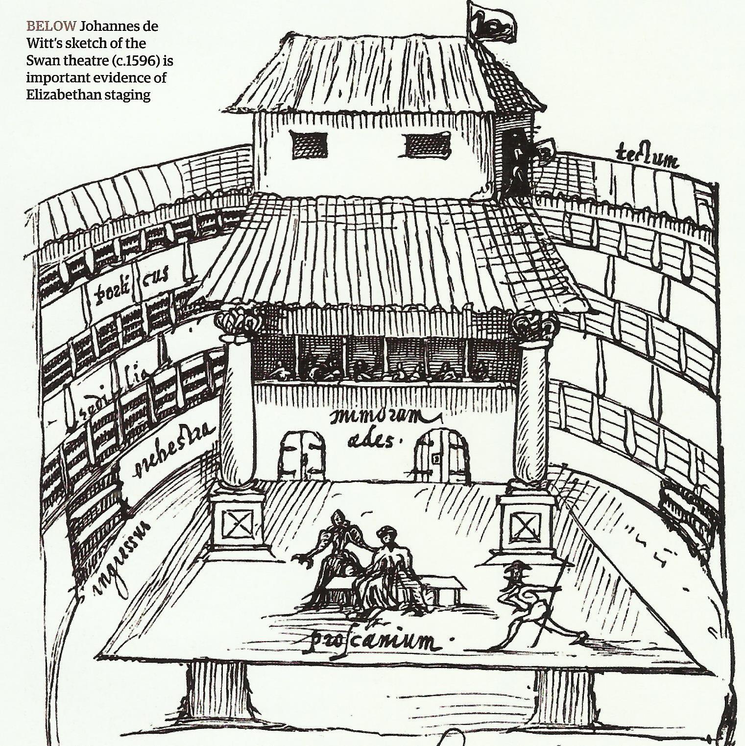 1521x1522 Shakespeare's Best Friend Ws Abc The Elizabethan Theatre (Part 1)