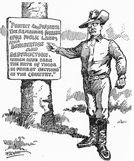 436x525 President Theodore Roosevelt Government Book Talk