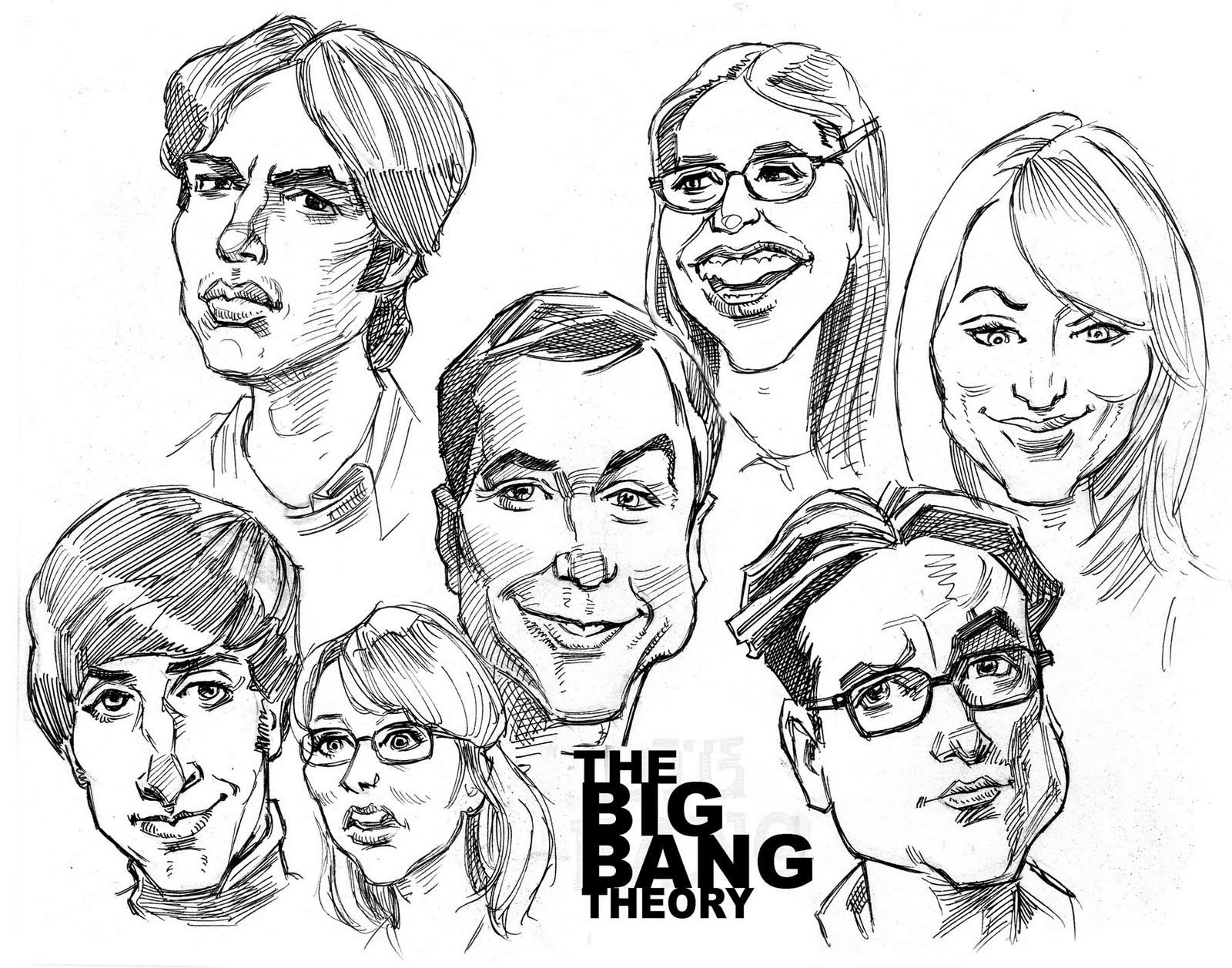 1600x1257 Big Bang Theory Images