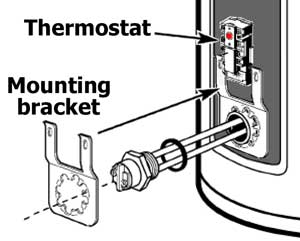 300x241 Control Gas Water Heater With Electric Thermostat