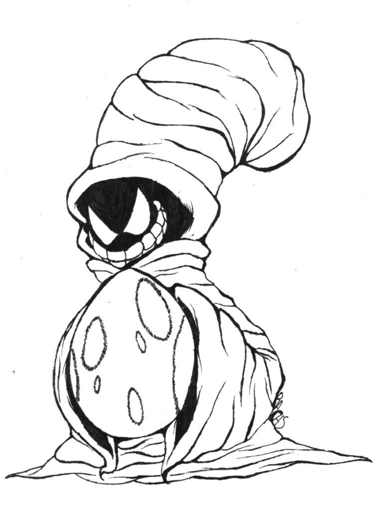 762x1048 Egg Thief By Mintybirdy