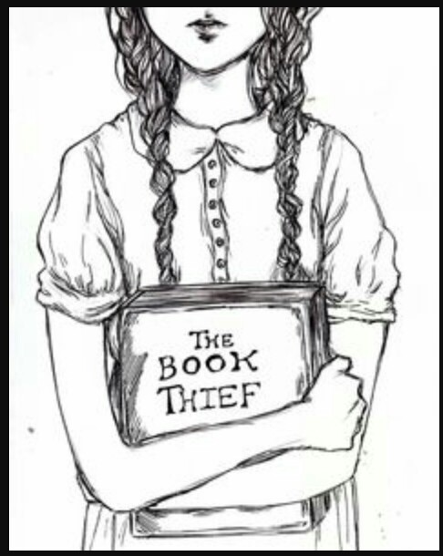 486x610 The Book Thief Death The Narrator Of The Book Theif