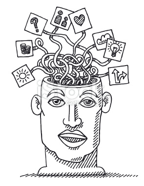 295x380 Stock Illustration 23729676 Head Thinking Psychology Drawing.jpg