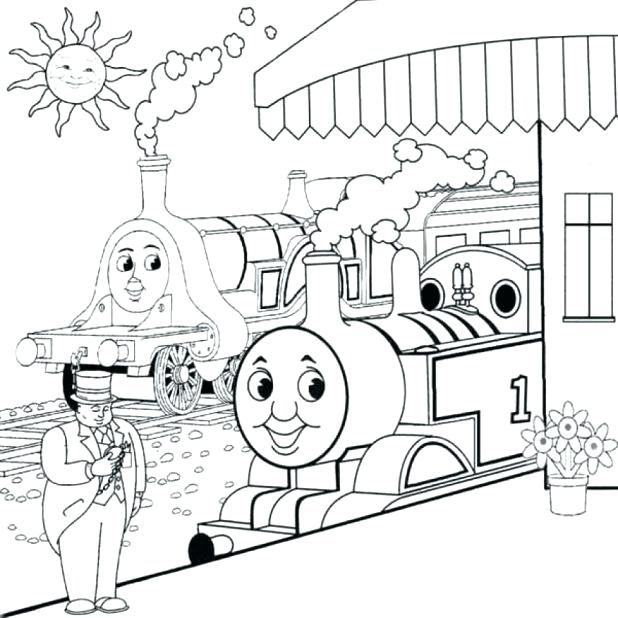 Thomas Drawing at GetDrawings.com   Free for personal use Thomas ...