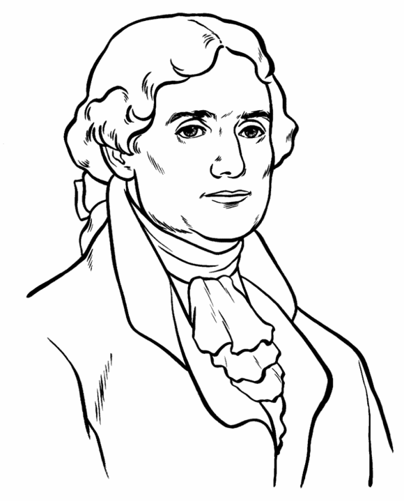 Thomas Jefferson Drawing at GetDrawings.com | Free for personal use ...