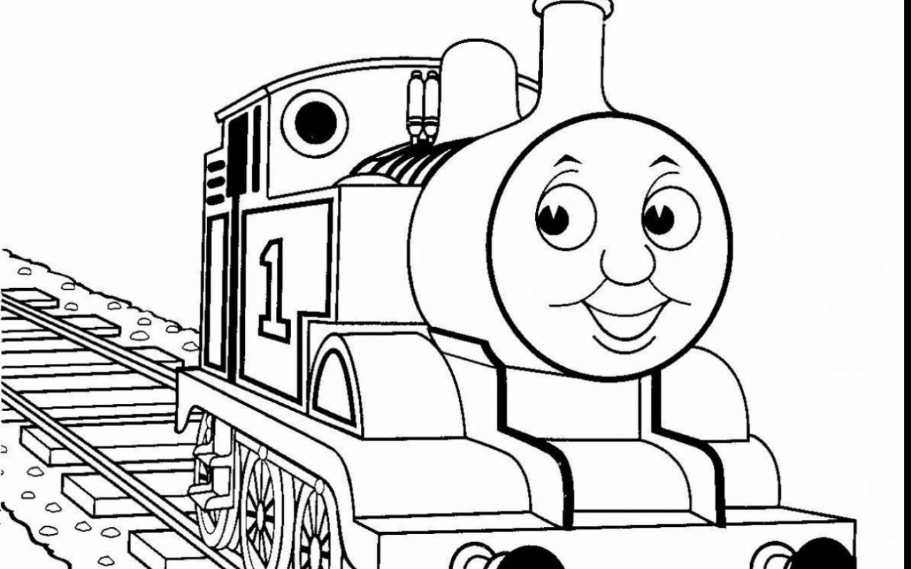 Thomas The Tank Engine Drawing at GetDrawings com | Free for