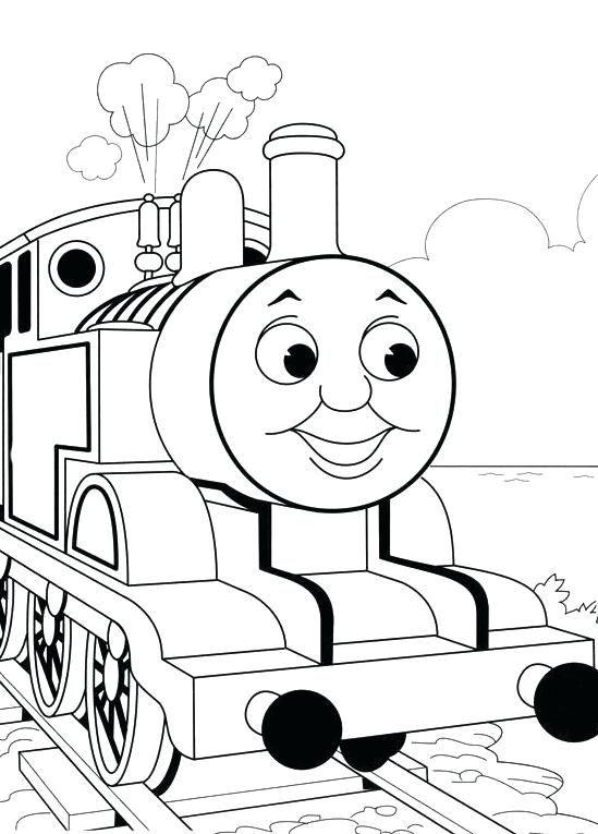 549x765 This Is Thomas The Train Color Pages Images Thomas The Tank Engine