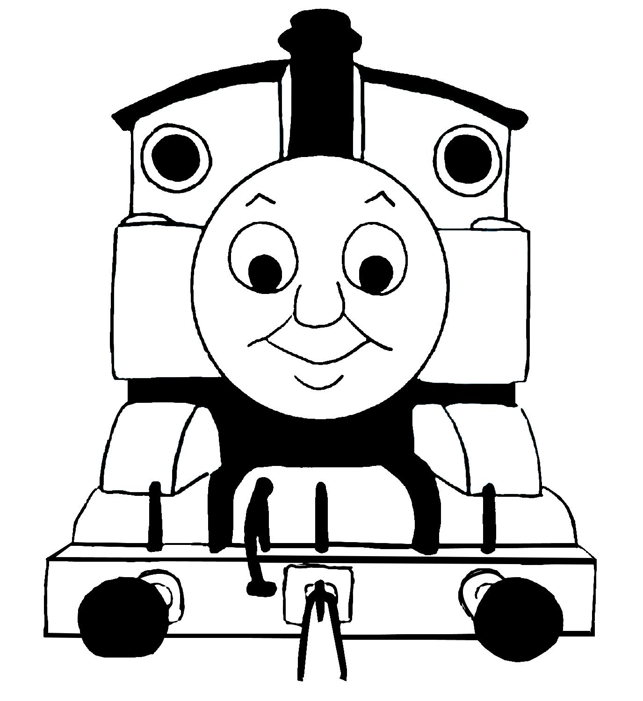 1375x1500 Images For Gt Thomas Train Clip Art Black And White Thomas Train