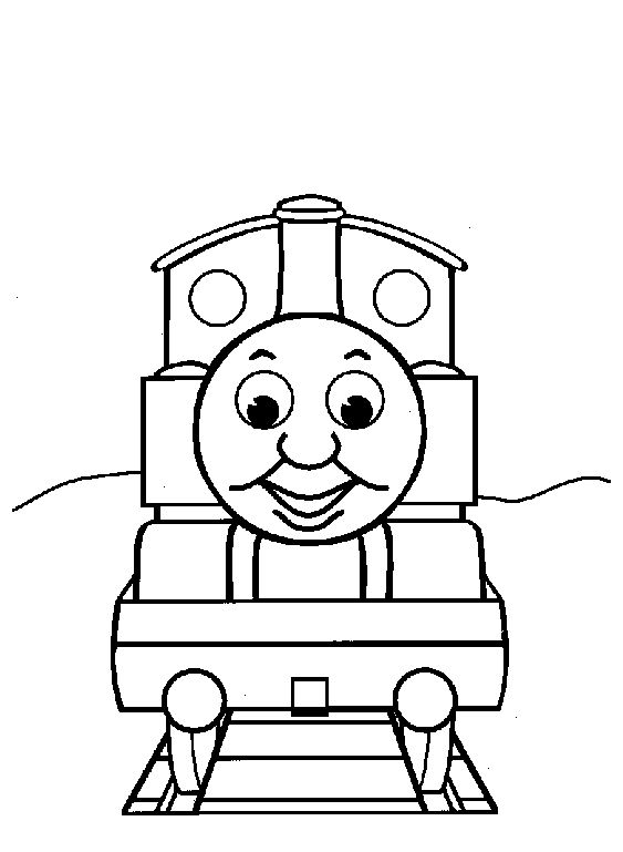 Thomas Train Drawing at GetDrawings.com | Free for personal use ...