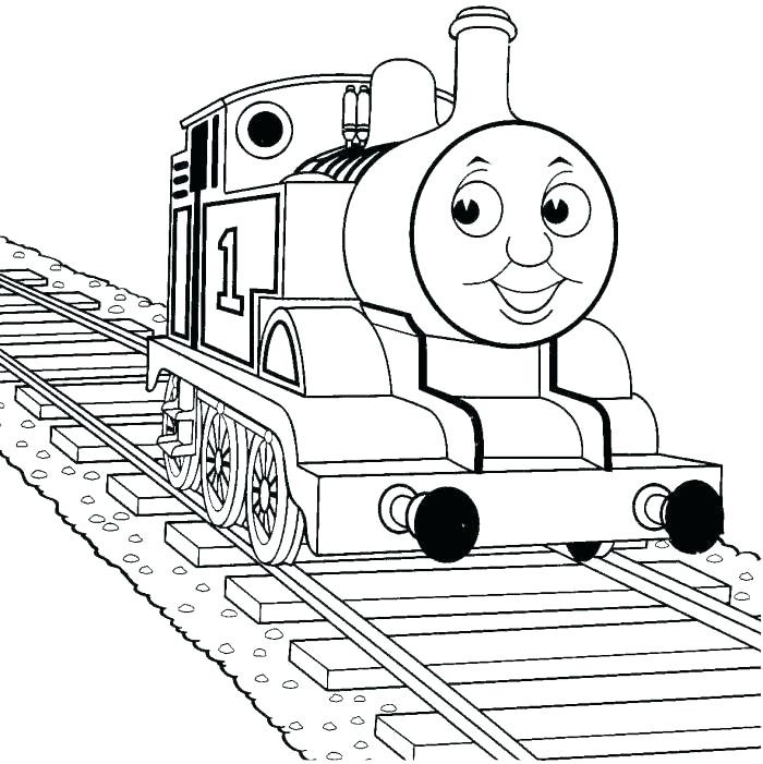 Thomas Train Drawing At Getdrawings Com Free For Personal Use