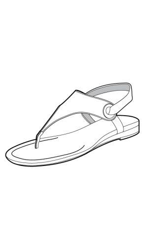 Thong Drawing