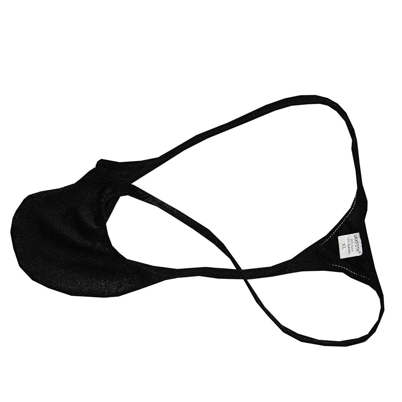 1500x1500 Men's Micro Thong Drawing String Mini Bikini Guys Underwear Narrow