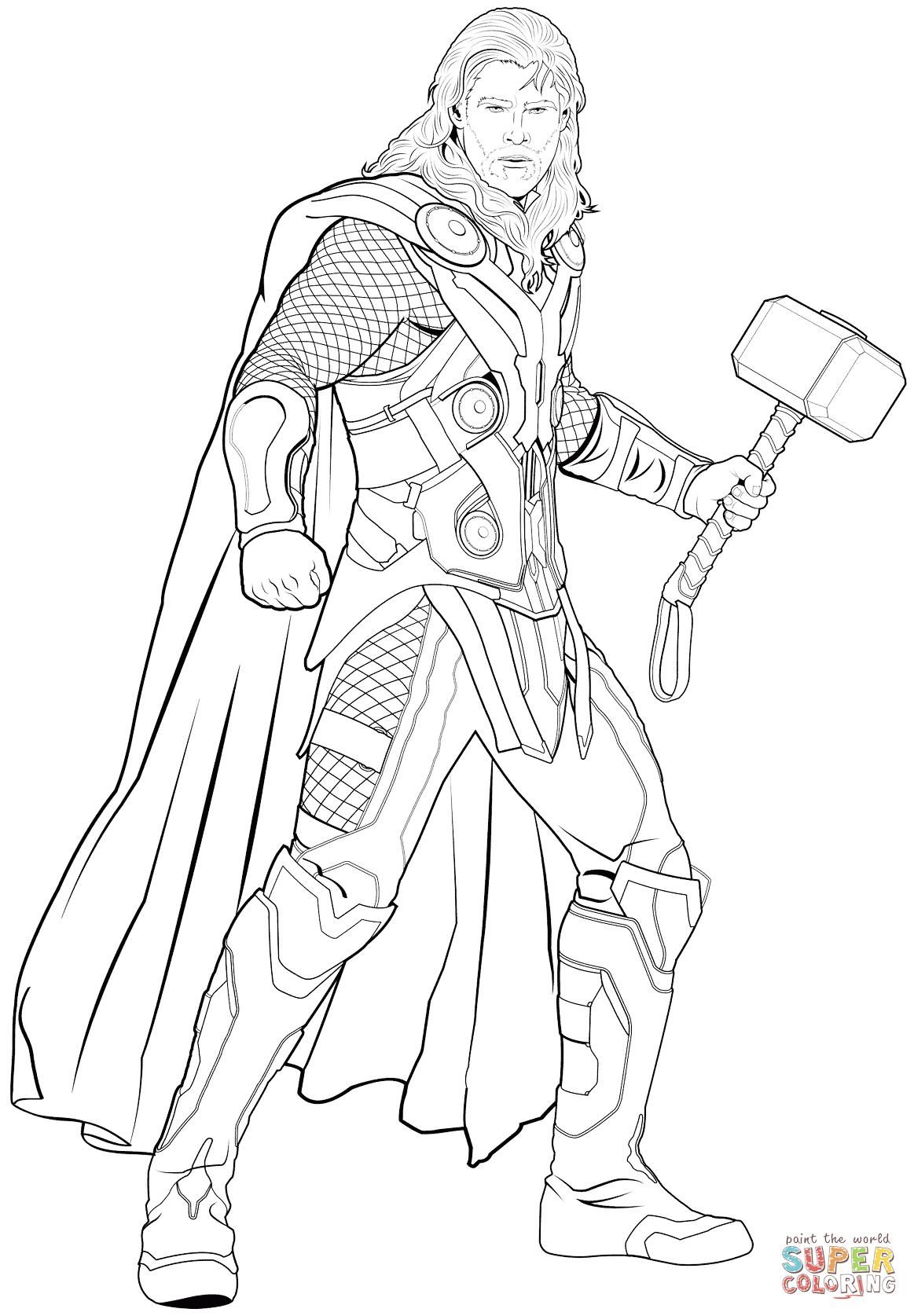 This is a photo of Bewitching Avengers Coloring Pages Printable