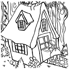 230x230 Top 10 Free Printable Goldilocks And The Three Bears Coloring