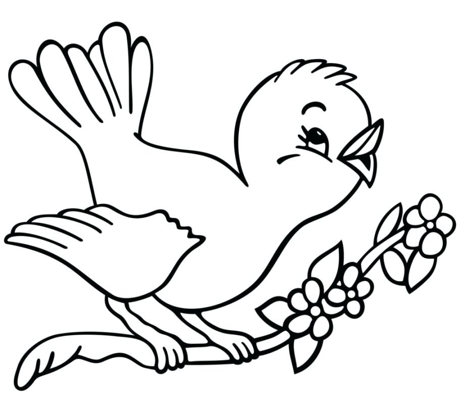 921x808 Free Coloring Pages Birds Coloring Pictures Of Birds Flying