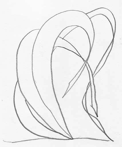 426x512 Sketch Book Practice Mindless Drawing Carol's Drawing Blog