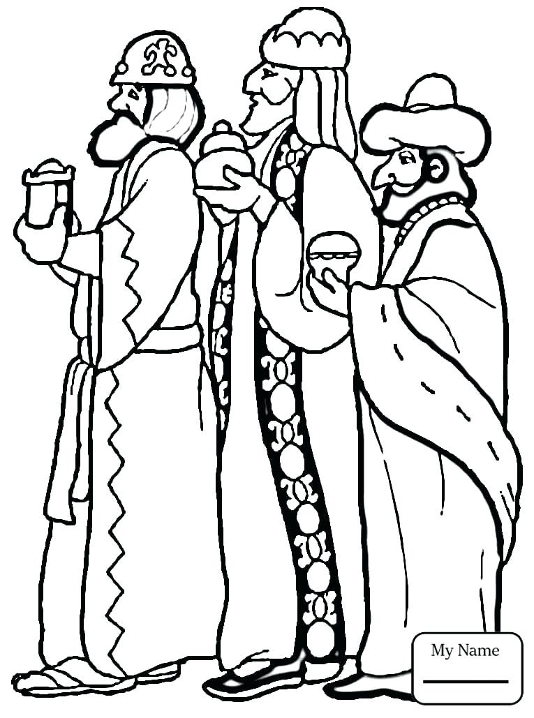 Three Kings Drawing at GetDrawings.com | Free for personal use Three ...
