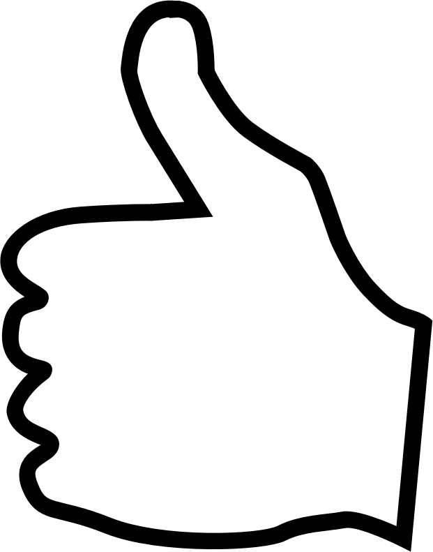 thumbs up drawing at getdrawings com free for personal use thumbs rh getdrawings com thumbs up clip art cartoon thumbs up clip art free