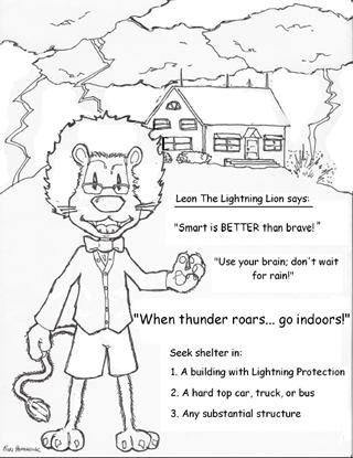 Thunder And Lightning Drawing At GetDrawings