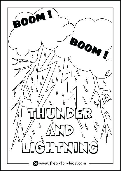 415x586 Lightning Coloring Pages Image Of Thunder And Lightning Colouring