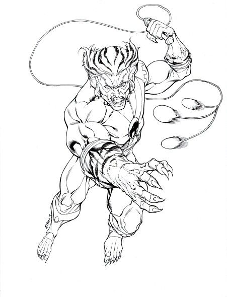 Thundercats Drawing