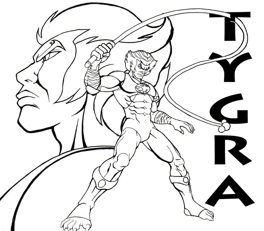 Thundercats Drawing at GetDrawings.com | Free for personal use ...