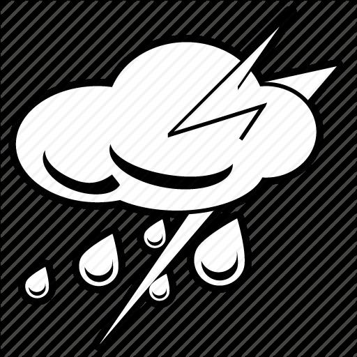 512x512 Heavy Rain, Lightning, Rain, Storm, Thunder, Thunder Clouds